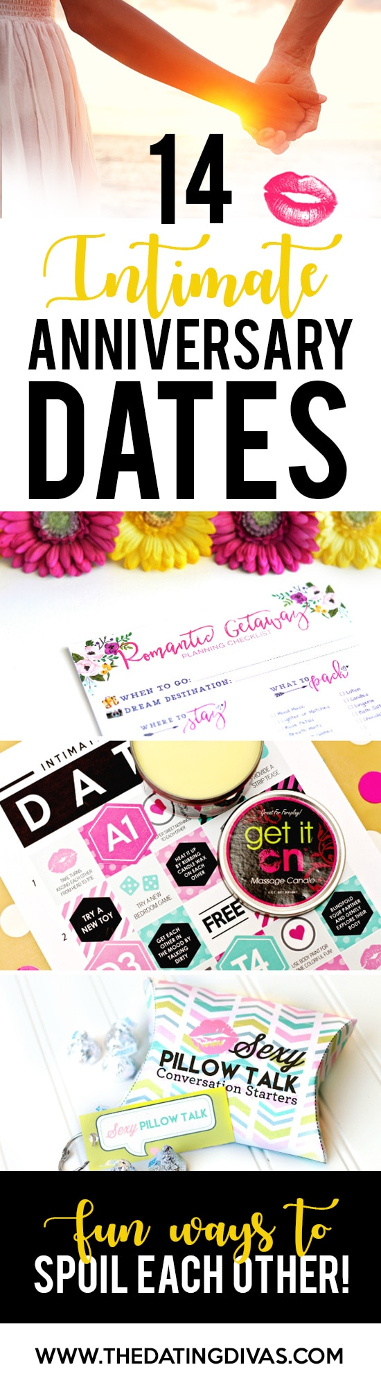 Intimate Anniversary Date Ideas