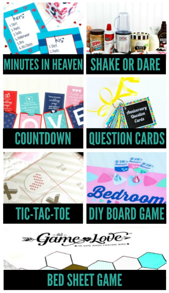 Intimate Anniversary Bedroom Games