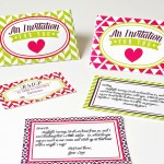 Spring Daylight Savings Invitations