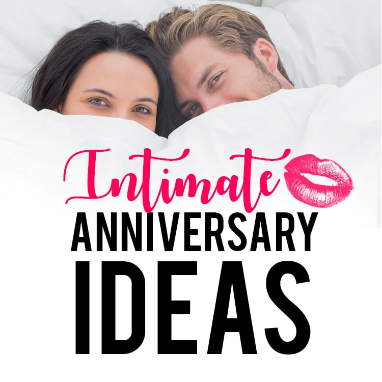 Intimate Anniversary Ideas for the Bedroom - From The Dating Divas