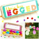 You've been Egged! Service Idea