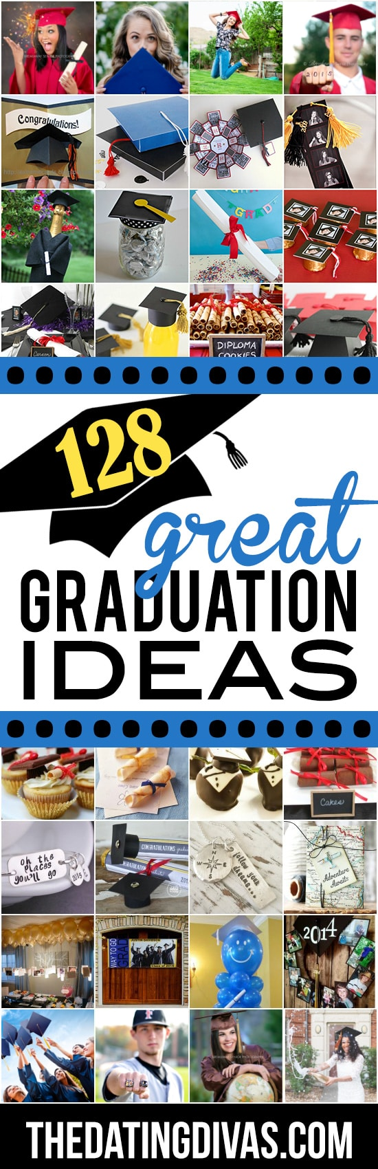 Great Graduation Ideas - Make it a special day for your hard-workin' grad!!