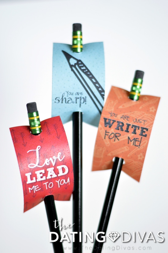 Clever Pencil Toppers