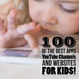 Educational Apps, Websites, and YouTube Channels for Kids