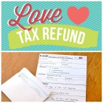 Love Tax Refund