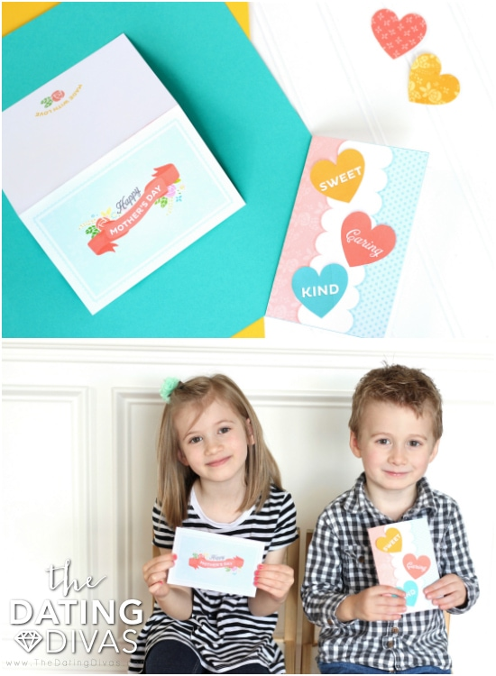 Mother's Day DIY Cards