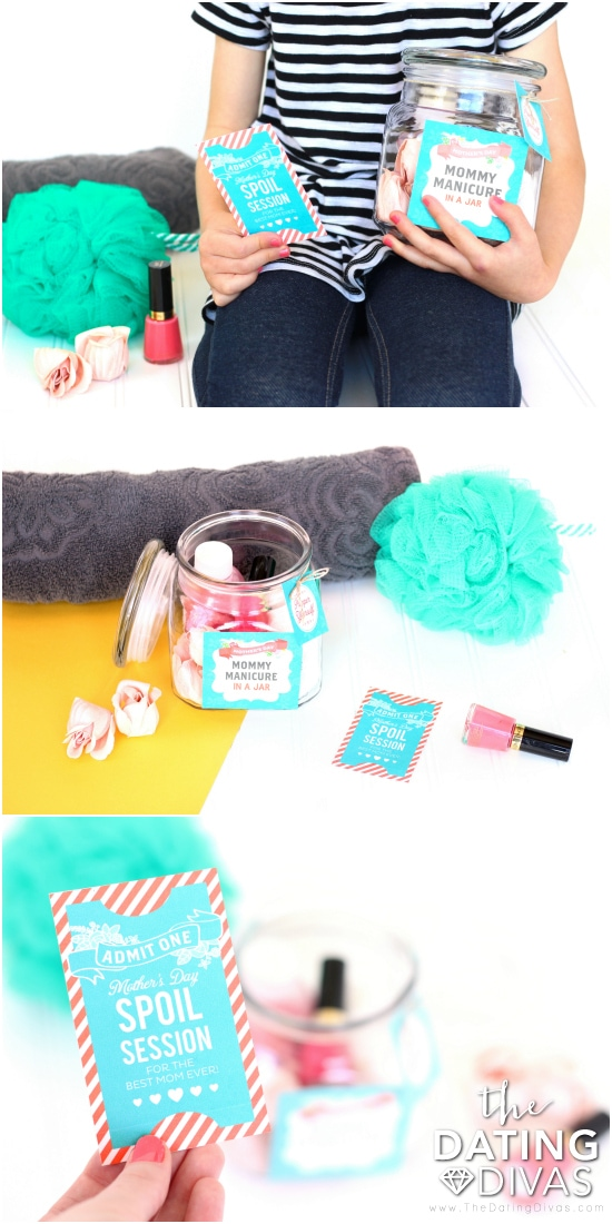 Mother's Day Manicure Kit