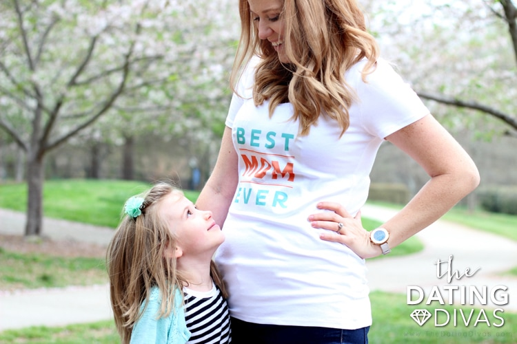 Mother's Day T-shirt Transfer