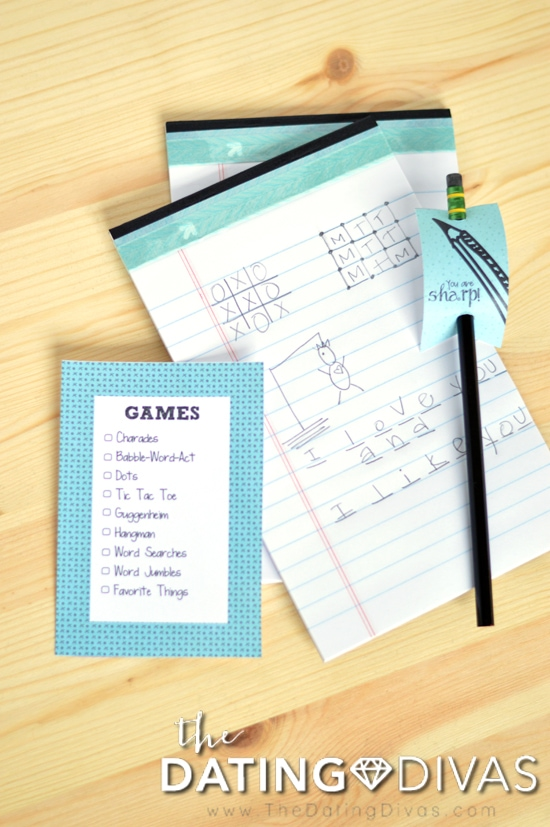 Paper and Pencil Games