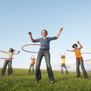 Outdoor Games for the Entire Family