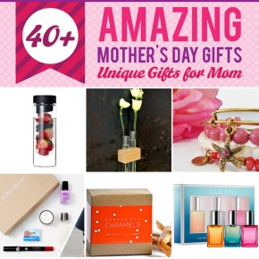 Amazing Mother's Day Gift Ideas