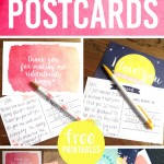 Love Postcards
