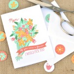 5 Free Printable Mother's Day Cards!