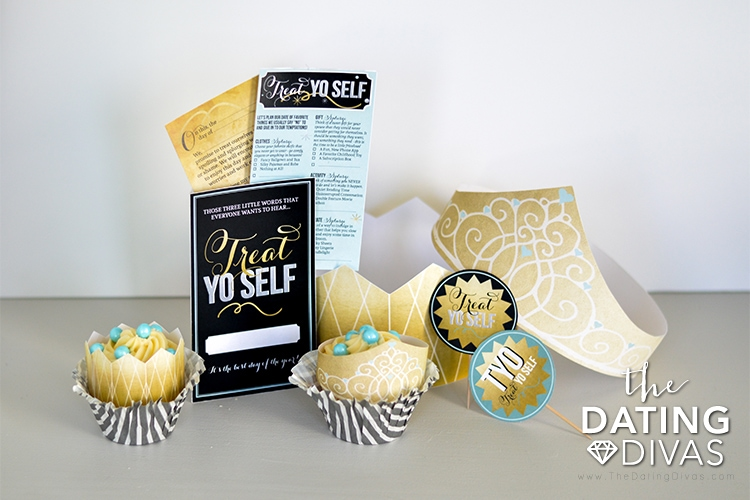 Treat Yo Self Date Night Printables