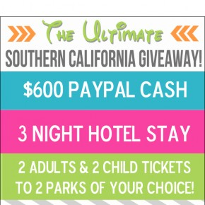 Ultimate California Giveaway