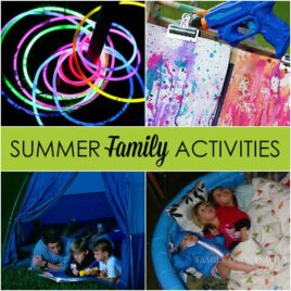 50 Fun and Easy Family Activities for Summer