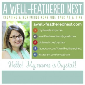 A Well Feathered Nest Graphic Designer