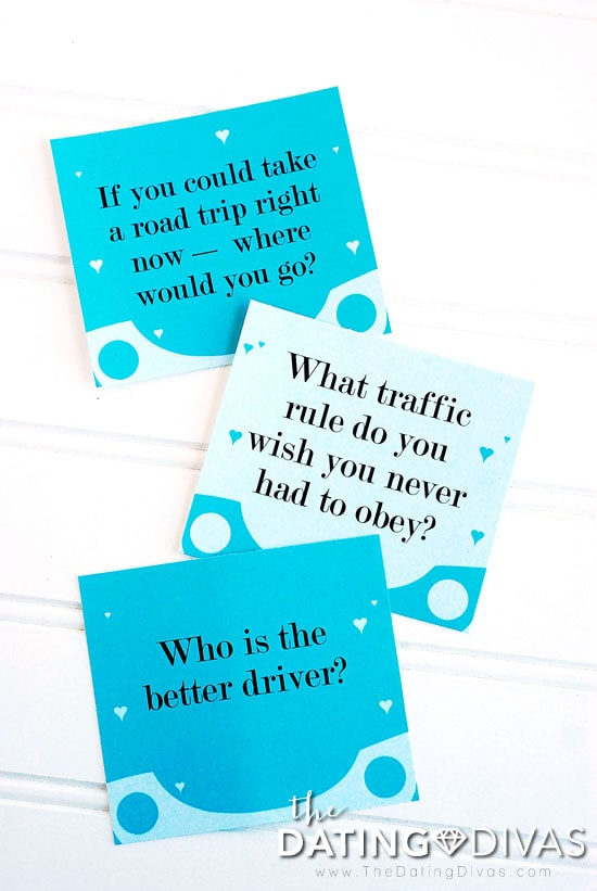 Date Night Activity Cards