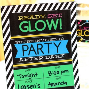 Glow-in-the-Dark-Party-Invitation