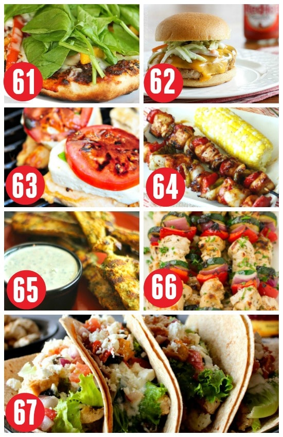 Grilled Summer Suppers