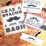 Stache Bash Date Night Printables