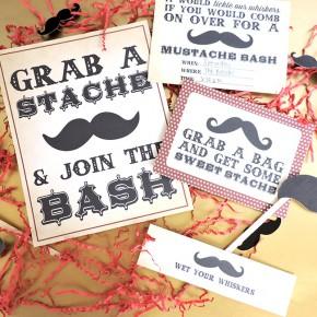 Stache Bash Date