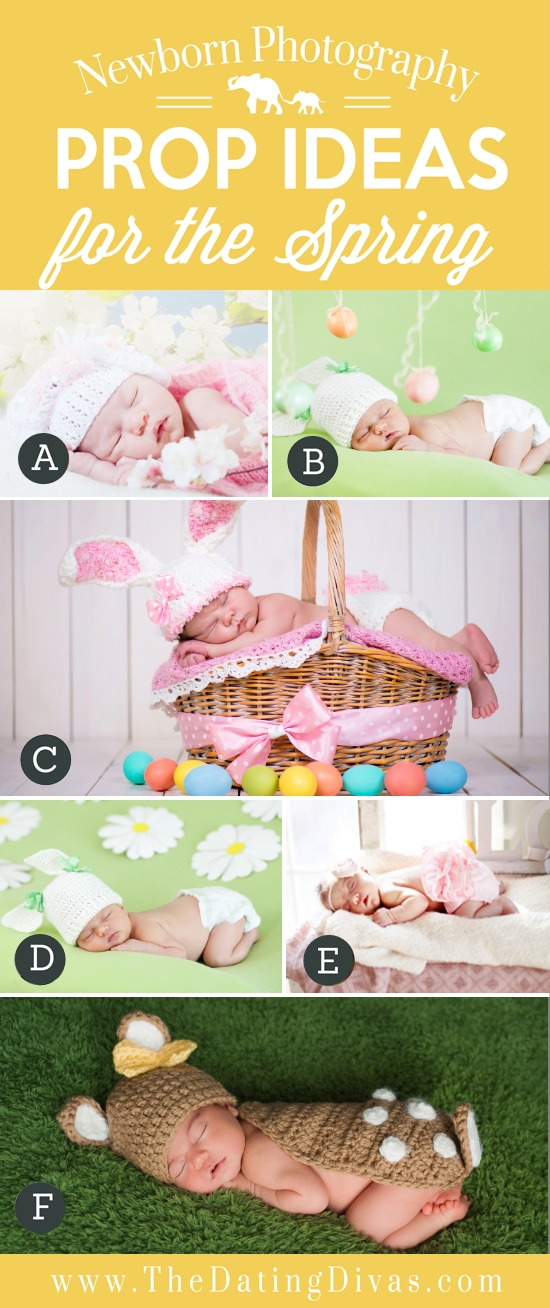 50 tips and ideas for newborn photography prop ideas for spring negle Image collections