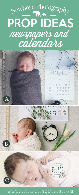 Prop ideas calendars