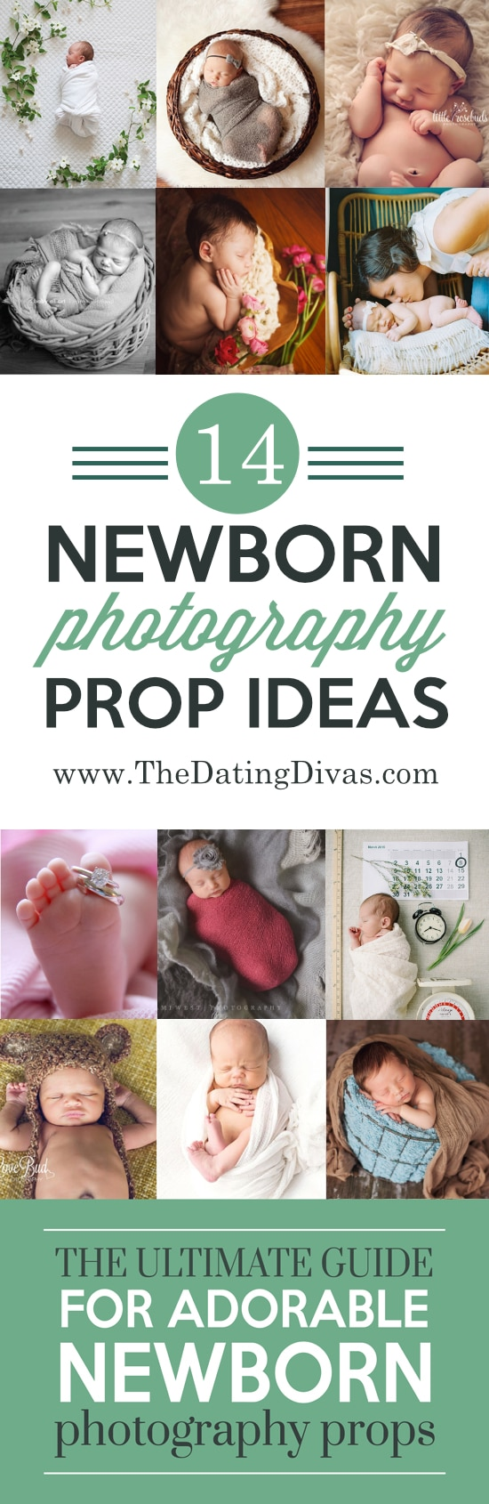 Newborn Prop Ideas