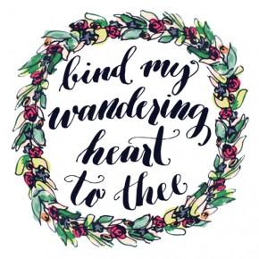 Haley Bush Calligraphy Exclusive Giveaway