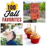 100 Fall Favorites and Fun Fall Activities