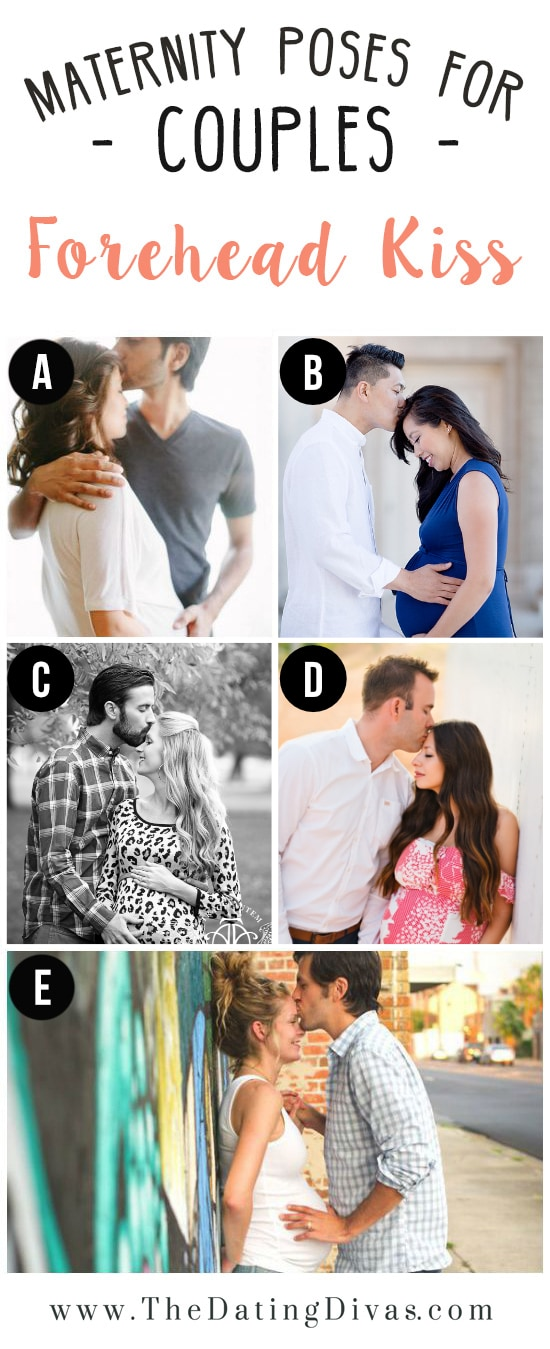 Forehead Kiss Pregnancy Pictures