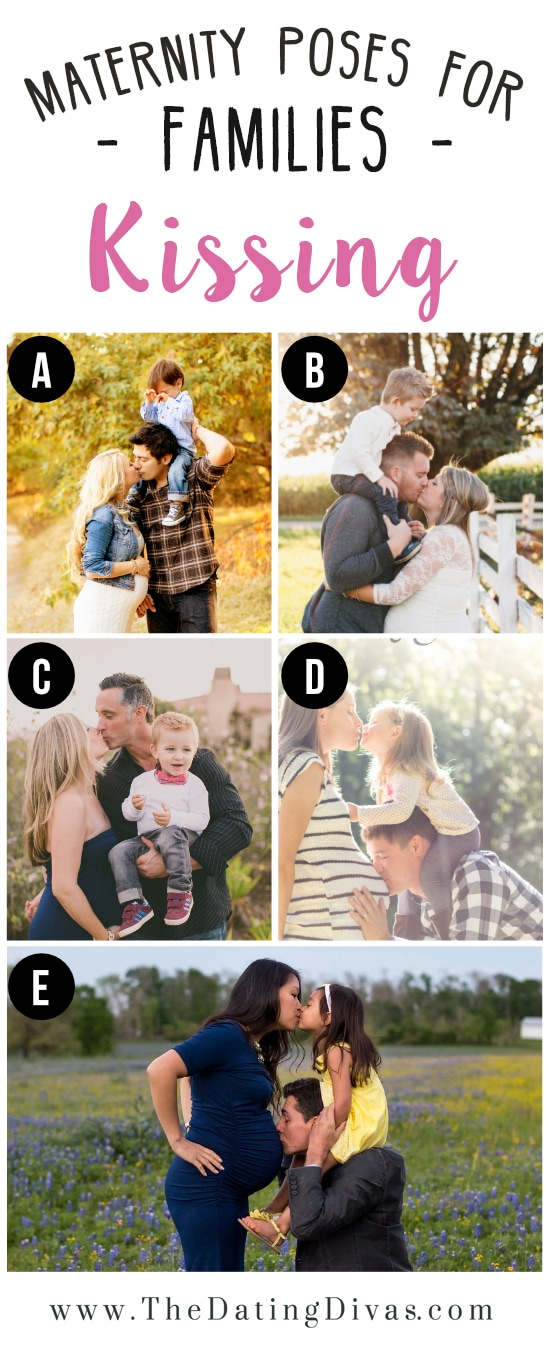 Family Maternity Session Photography Inspiration