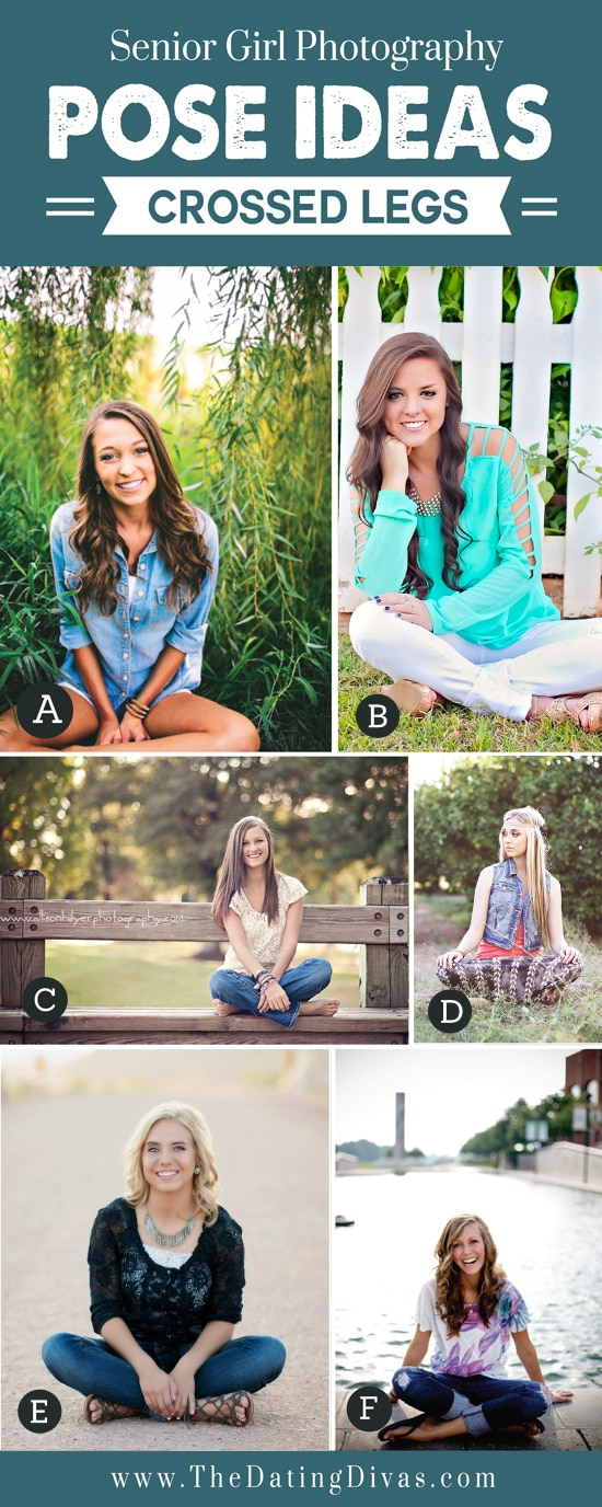 Senior Girl Photography Pose Ideas