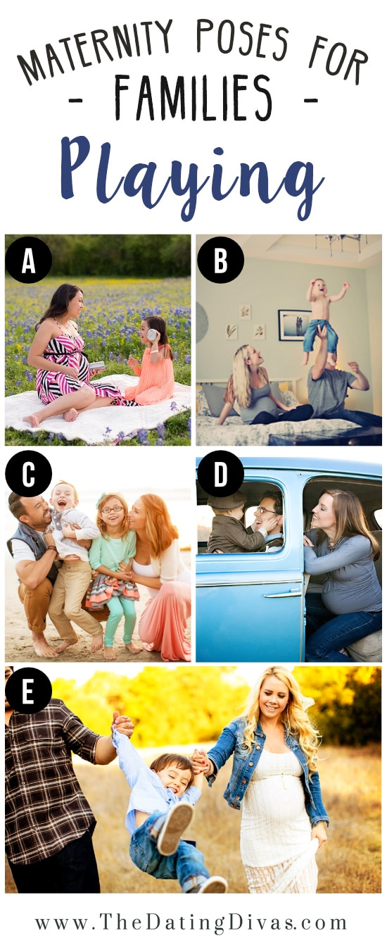Lifestyle Candid Maternity Family Photos