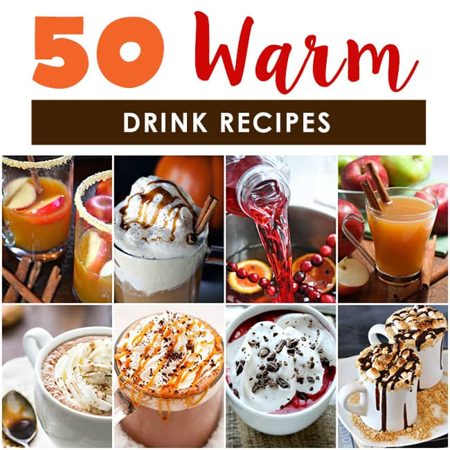 50 Warm Fall Drinks And Recipes