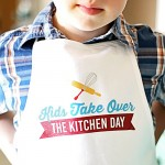 Kids Take Over the Kitchen Day