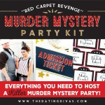 Murder Mystery Group Date