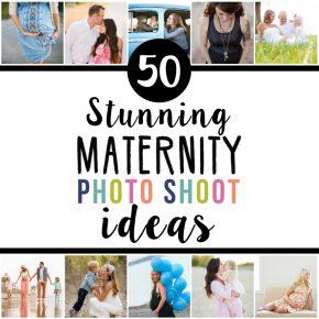 Stunning Maternity Photo Shoot Ideas