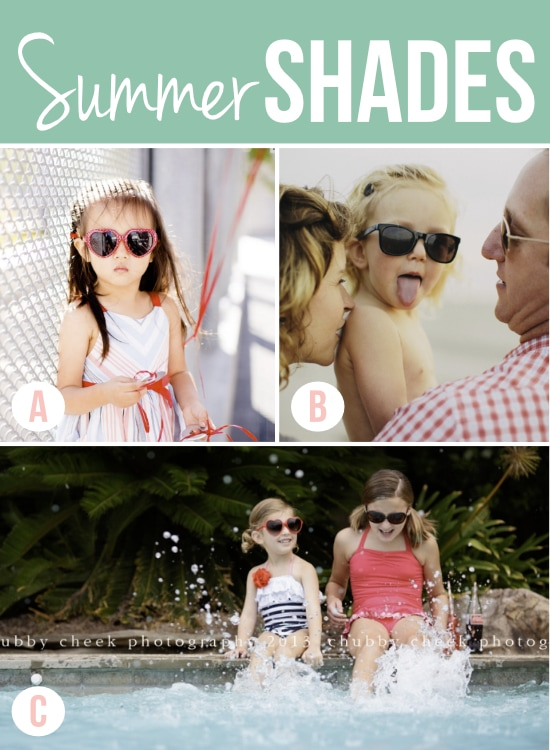 Ideas for What to Wear for Summer Photography