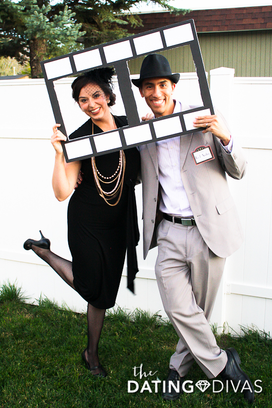 Murder Mystery Photo Booth