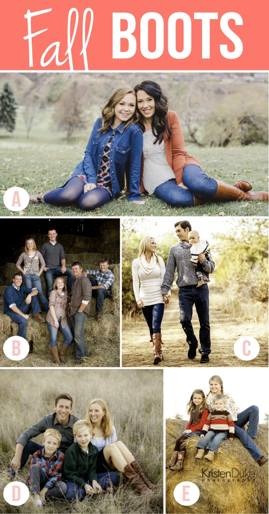 What to Wear for Fall Photos