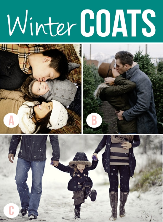 Photography Ideas for Winter