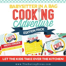 cooking babysitter in a bag