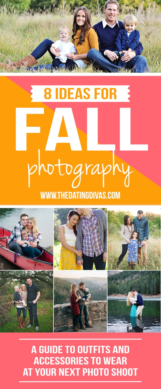 What to Wear for Fall Photography