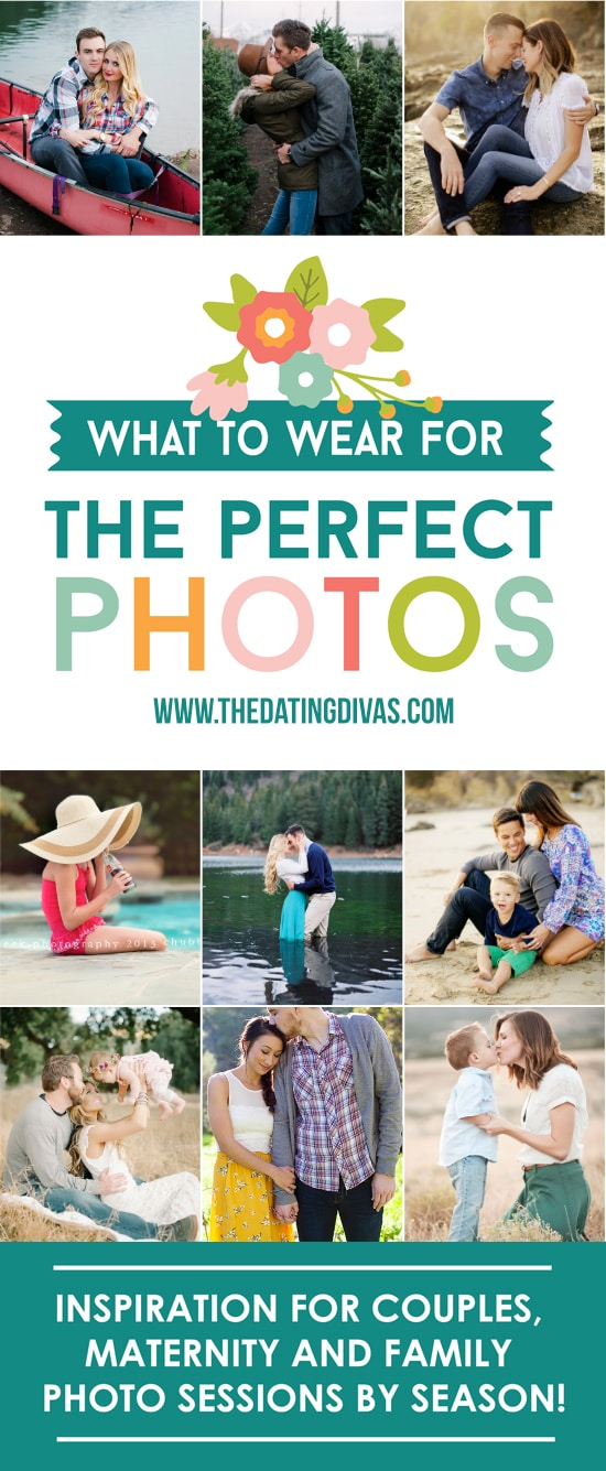 What to Wear for the Perfect Photos