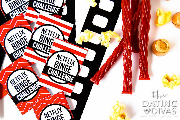 Netflix Binge Activities