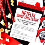 Netflix Binge Date Night