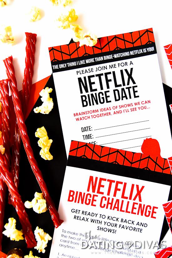 Netflix Binge Date Guide