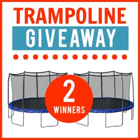 Trampoline Blog Giveaway